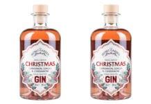 Secret Garden gin bottles