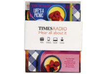 News UK paper band packaging