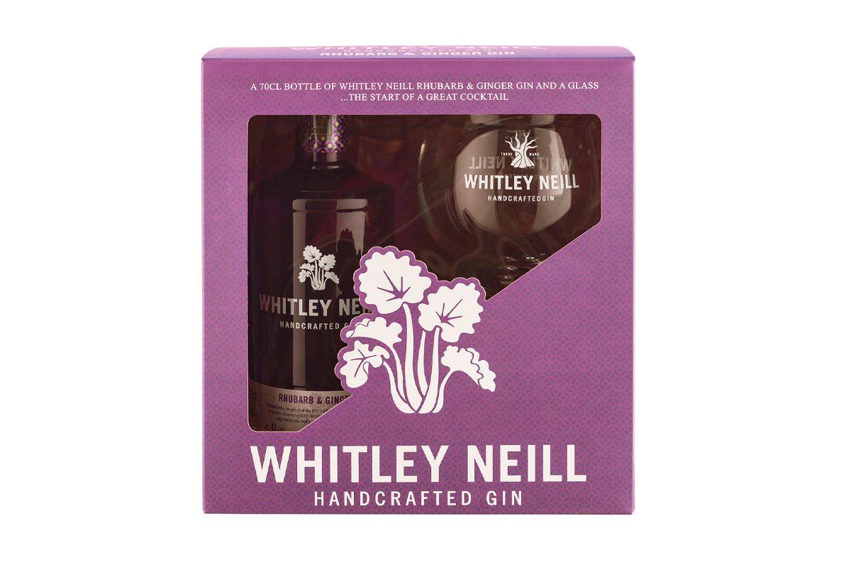 Whitley Neil rhubarb & ginger