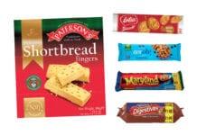 Biscuit assortment