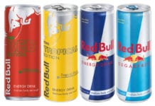 Launched as a limited-edition pack, Red Bull Red Edition has permanent status.