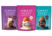 Forest Feast Signature Chocolate Nut range