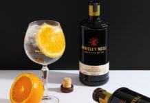 Whitley Neil gin serve