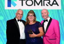 Moira Dean at Scottish Grocer Awards