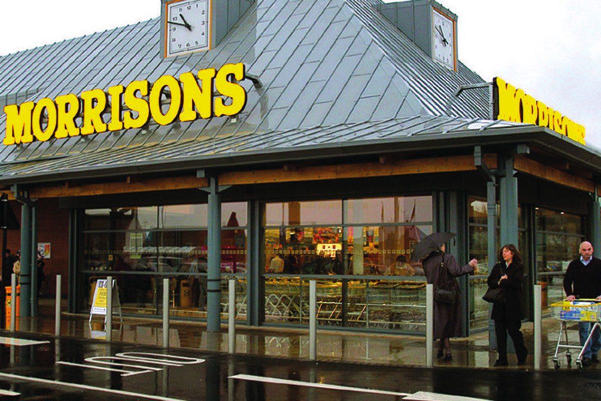 A Morrisons store