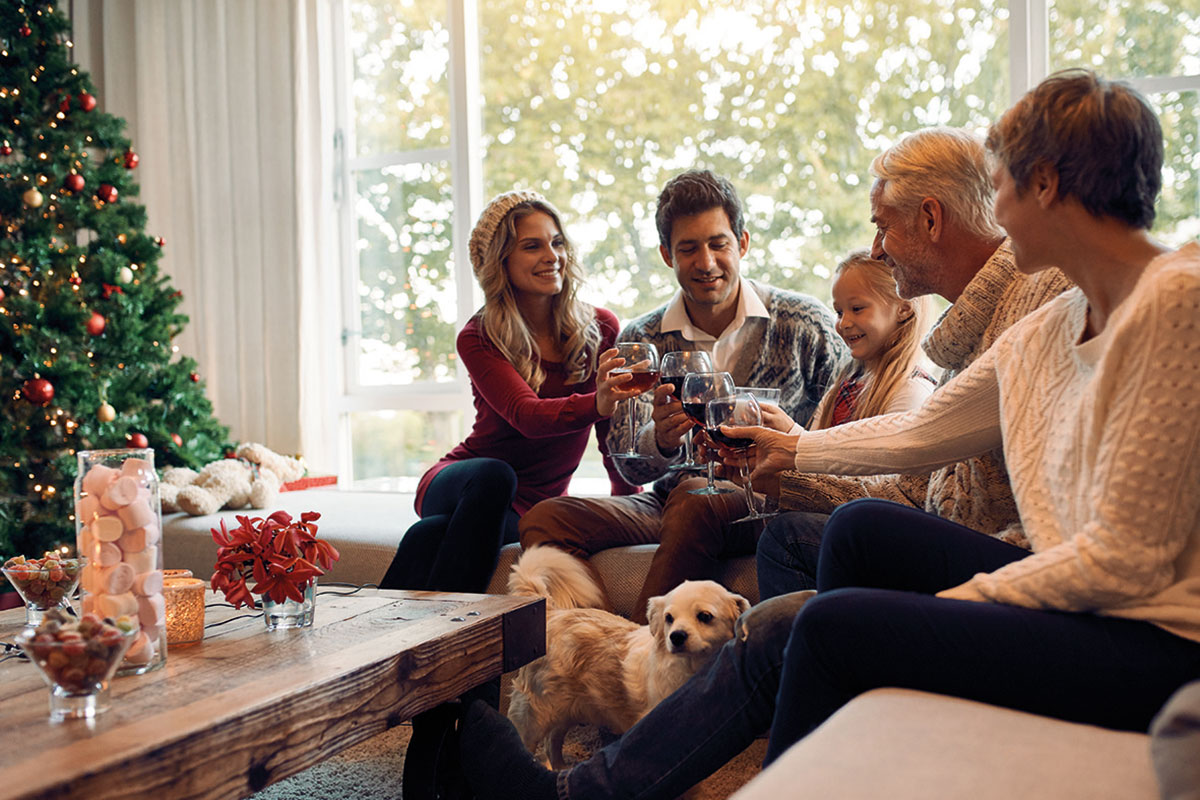 Consumers may be more generous when it comes to treating family this year.