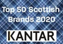 Top 50 Scottish brands 2020