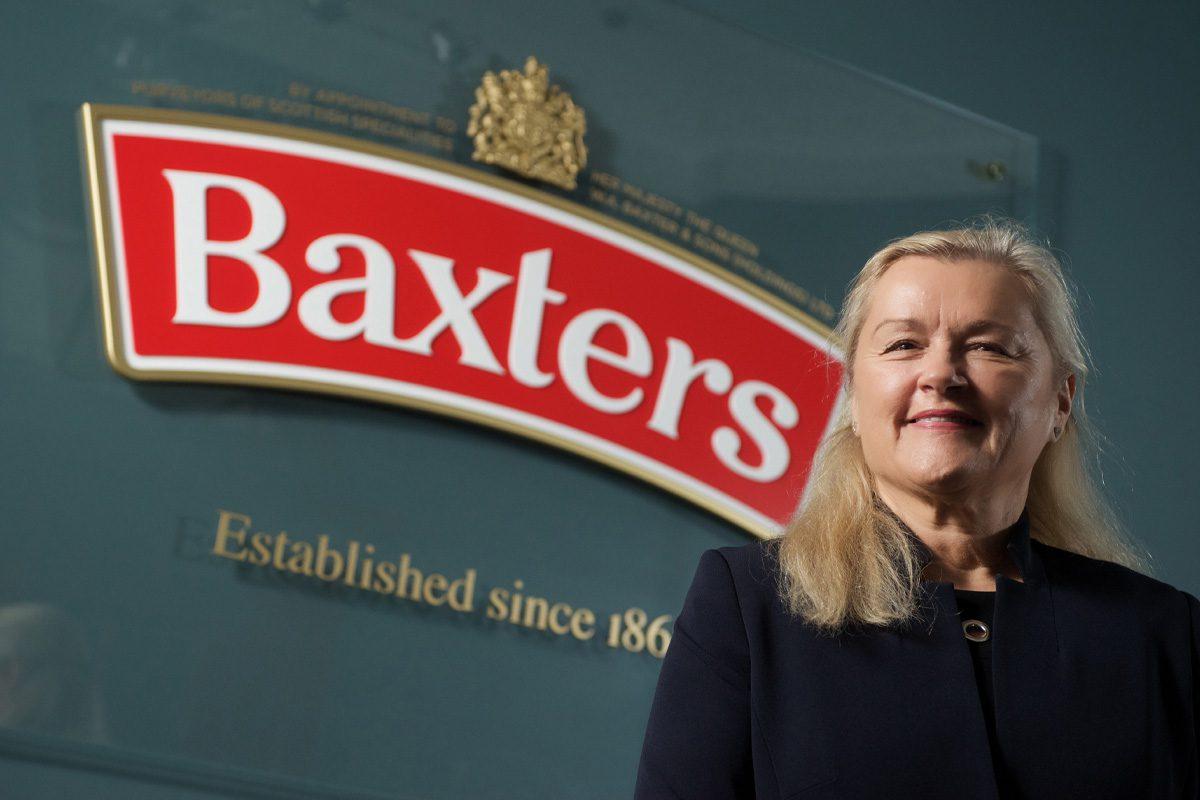 Audrey Baxter, Baxter's Food Group