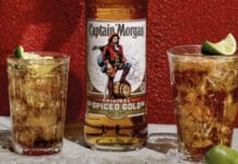 Captain Morgan TV advert