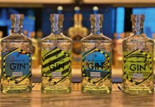 Manchester Gin The Hacienda