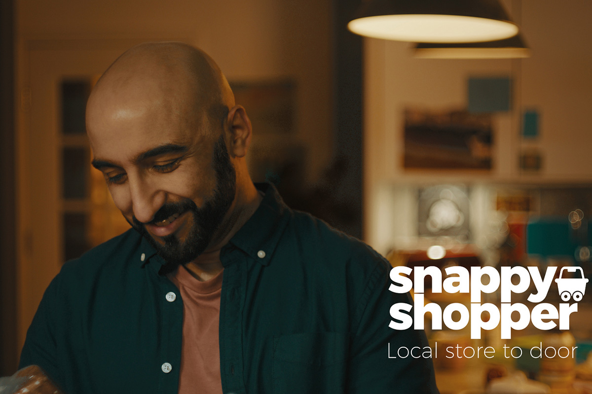 Snappy Shopper is back on television with a second burst of advertising.