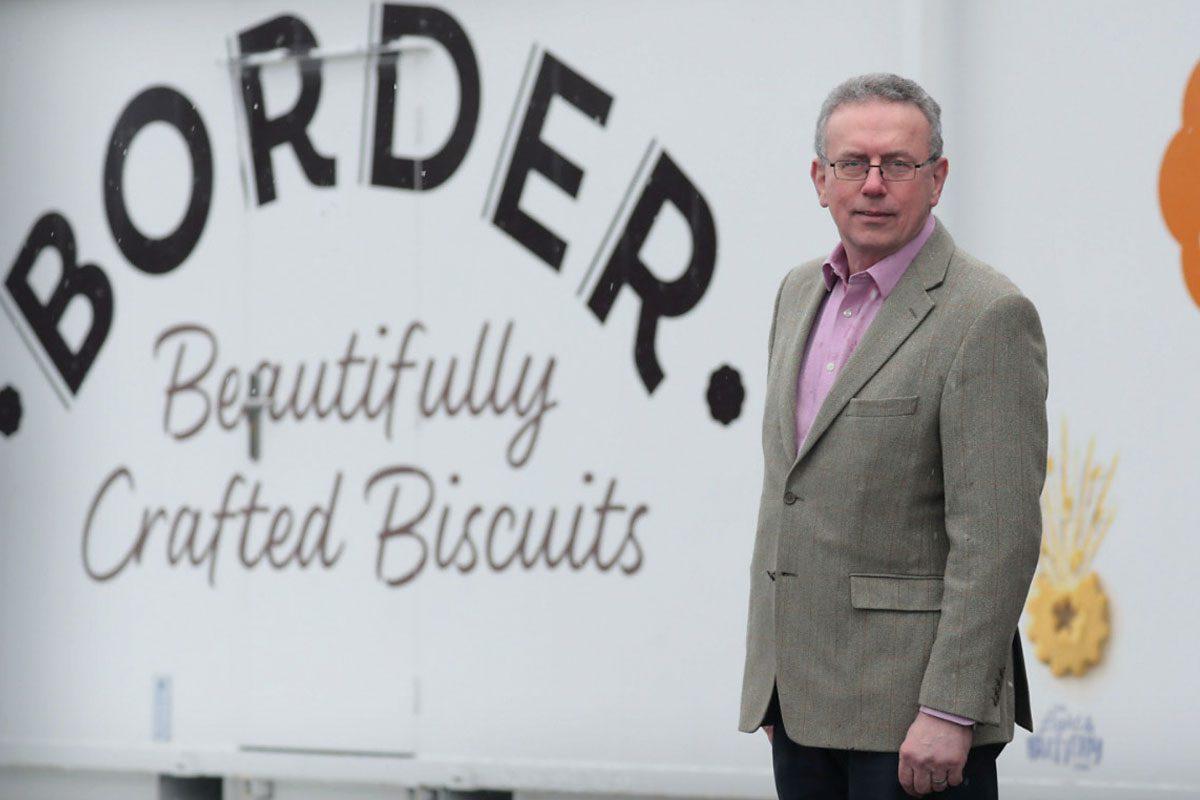 Border boss John Cunningham