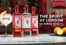 Beefeater's 'Spirit of London' multi-channel campagin