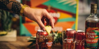 Havana Club cuban spiced rum
