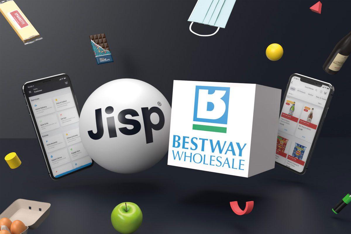 Jisp and Bestway Wholesale partnership