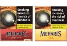 Meharis packs