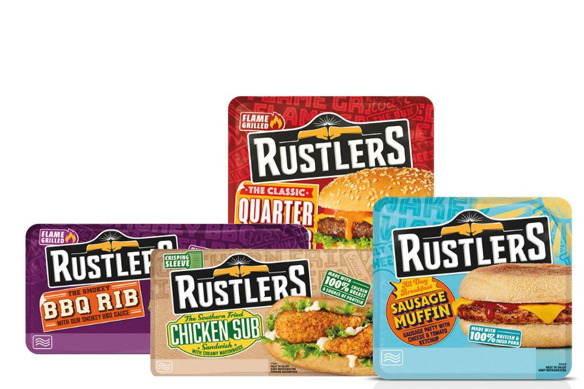 Rustlers core snacks
