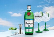 New Tanqueray 0.0%