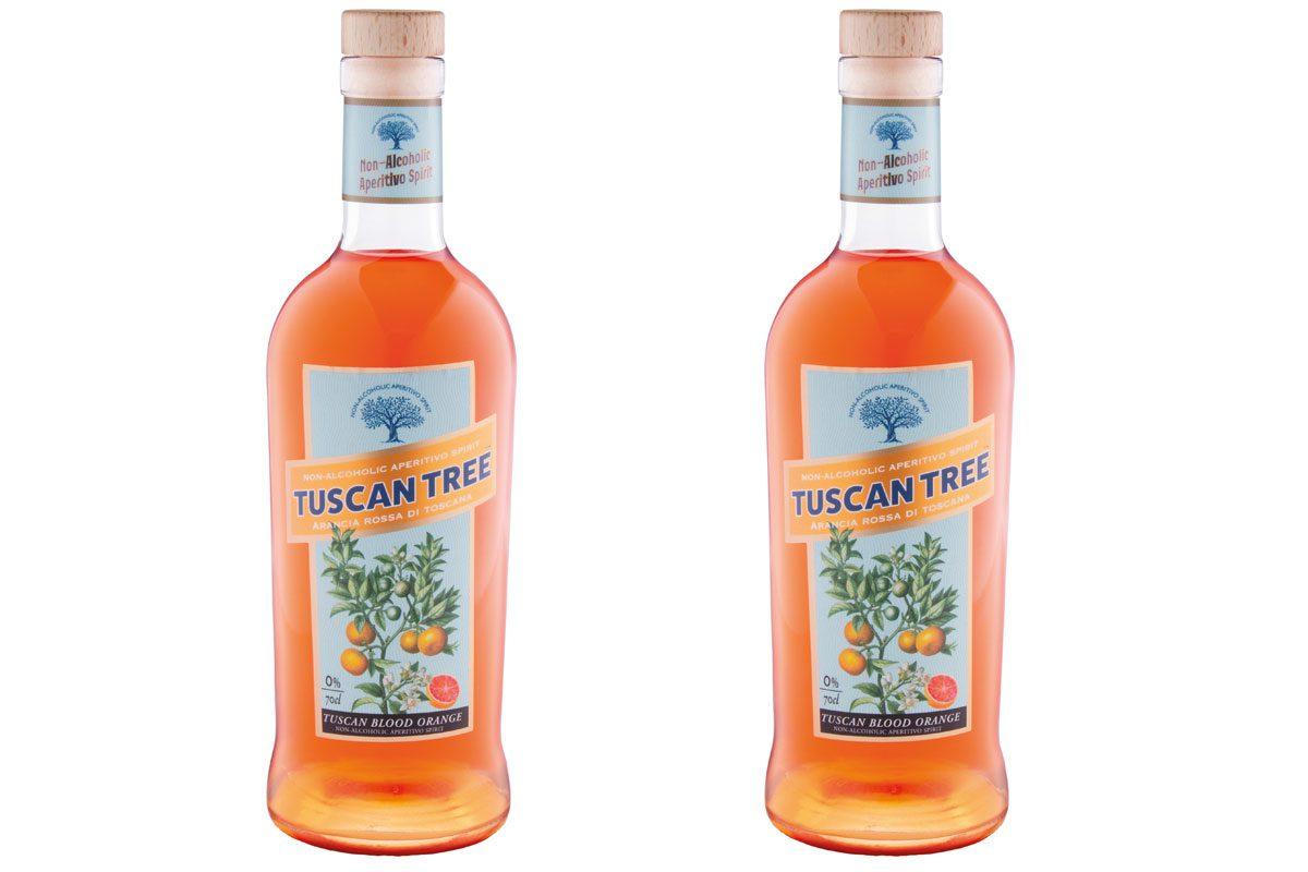 Tuscan Tree alcohol free