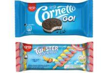 Wall's new ice cream options