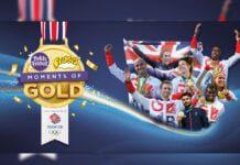 Yoplaint olympic GB