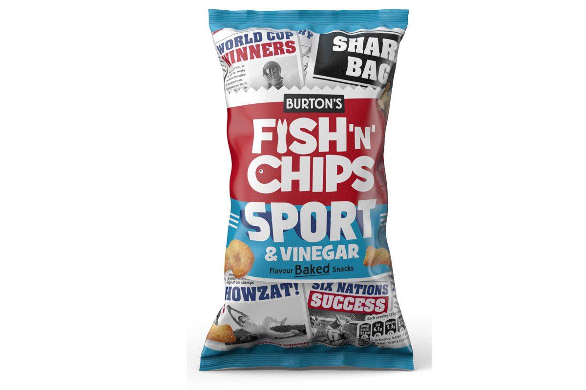 Burtons fish n chips