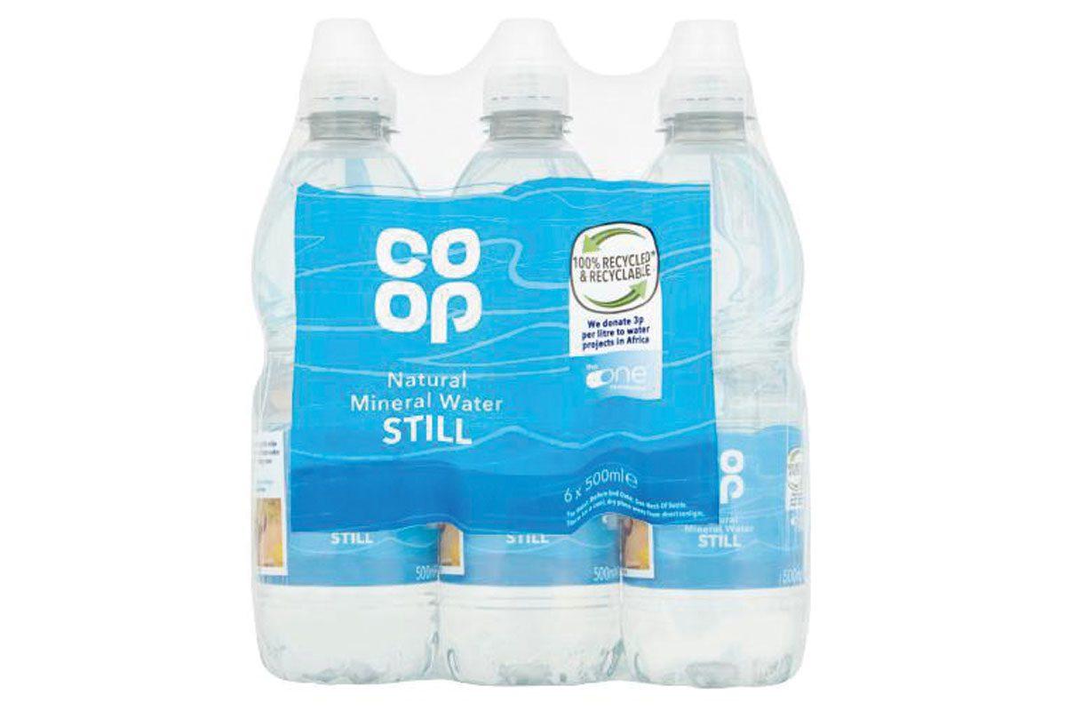 Co-op water