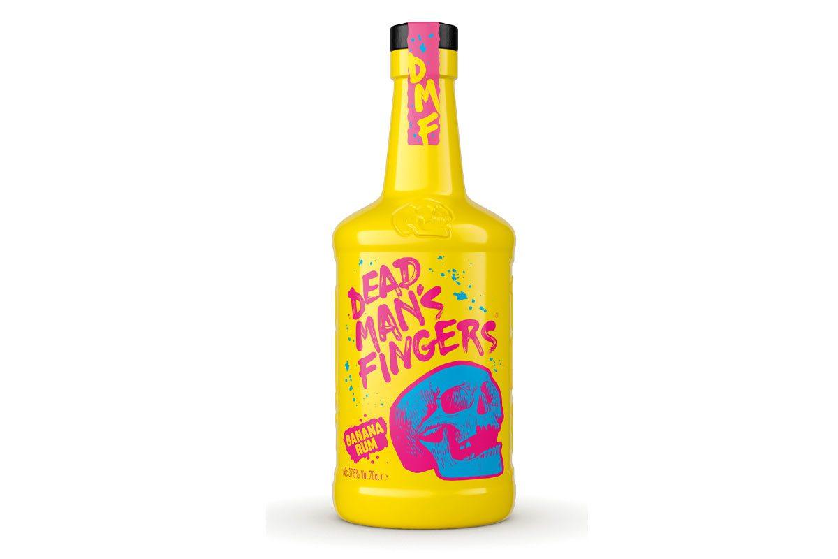 Dead Mans Fingers banana rum