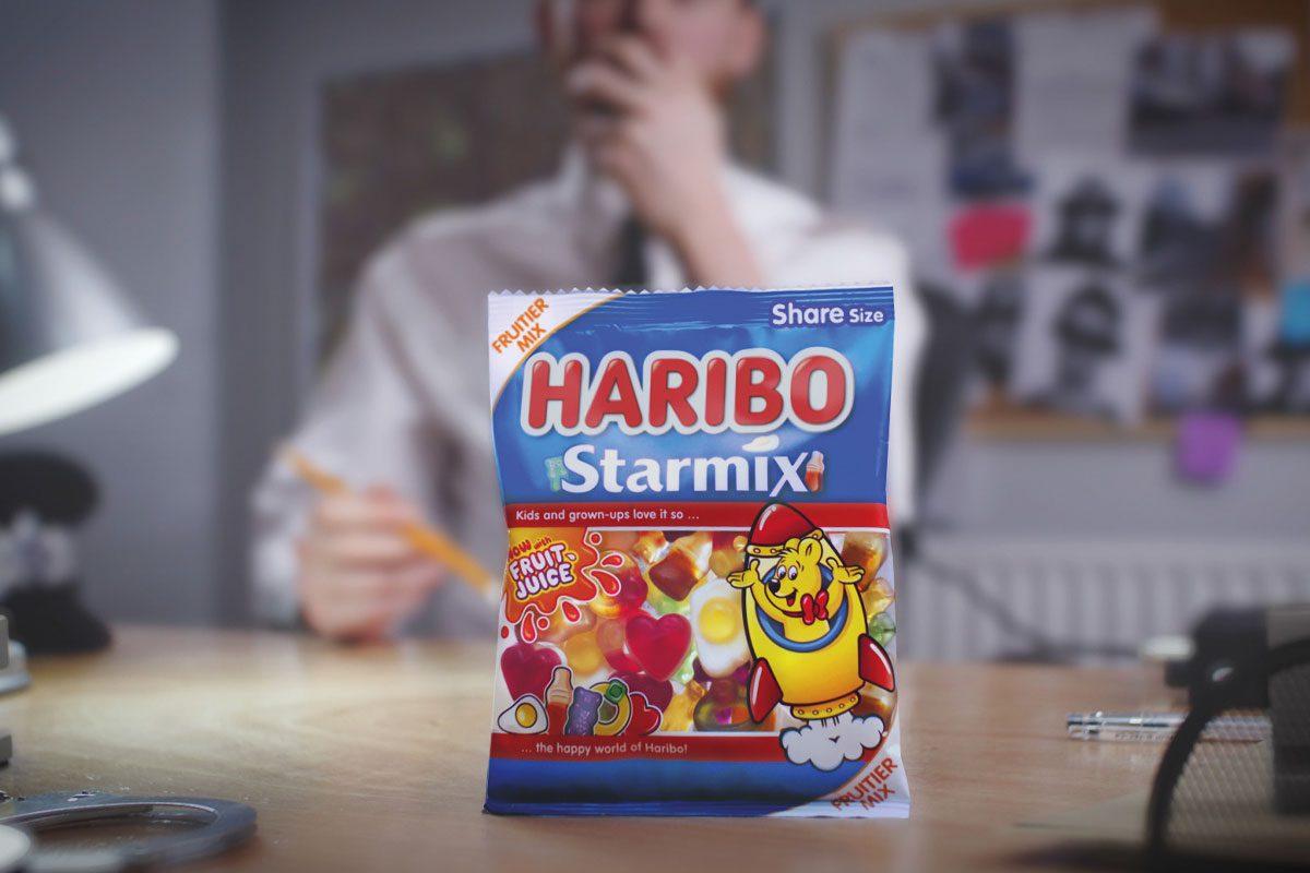 Haribo Starmix advert