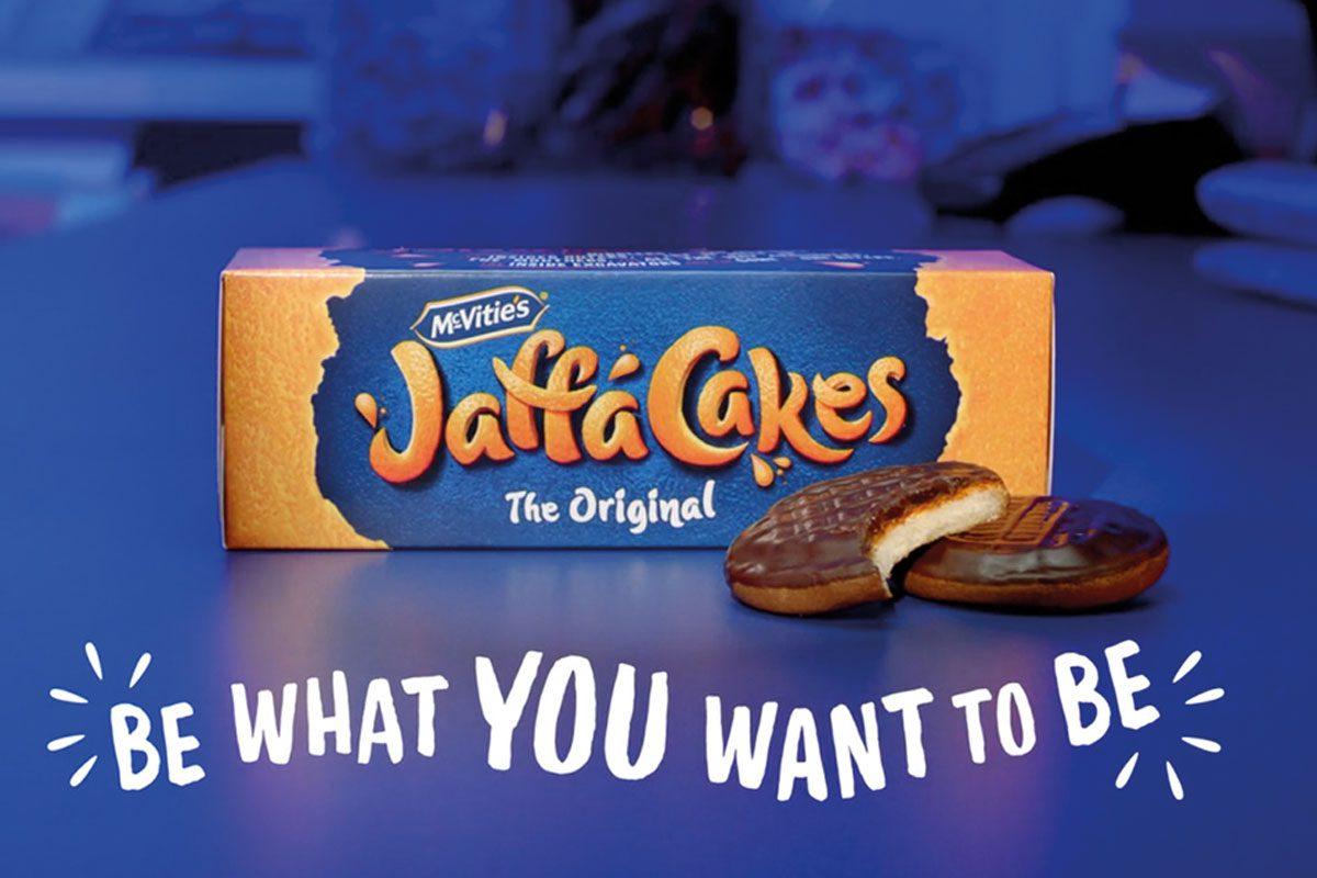 new Jaffa Cake advert