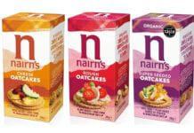 Nairn's Oatcakes
