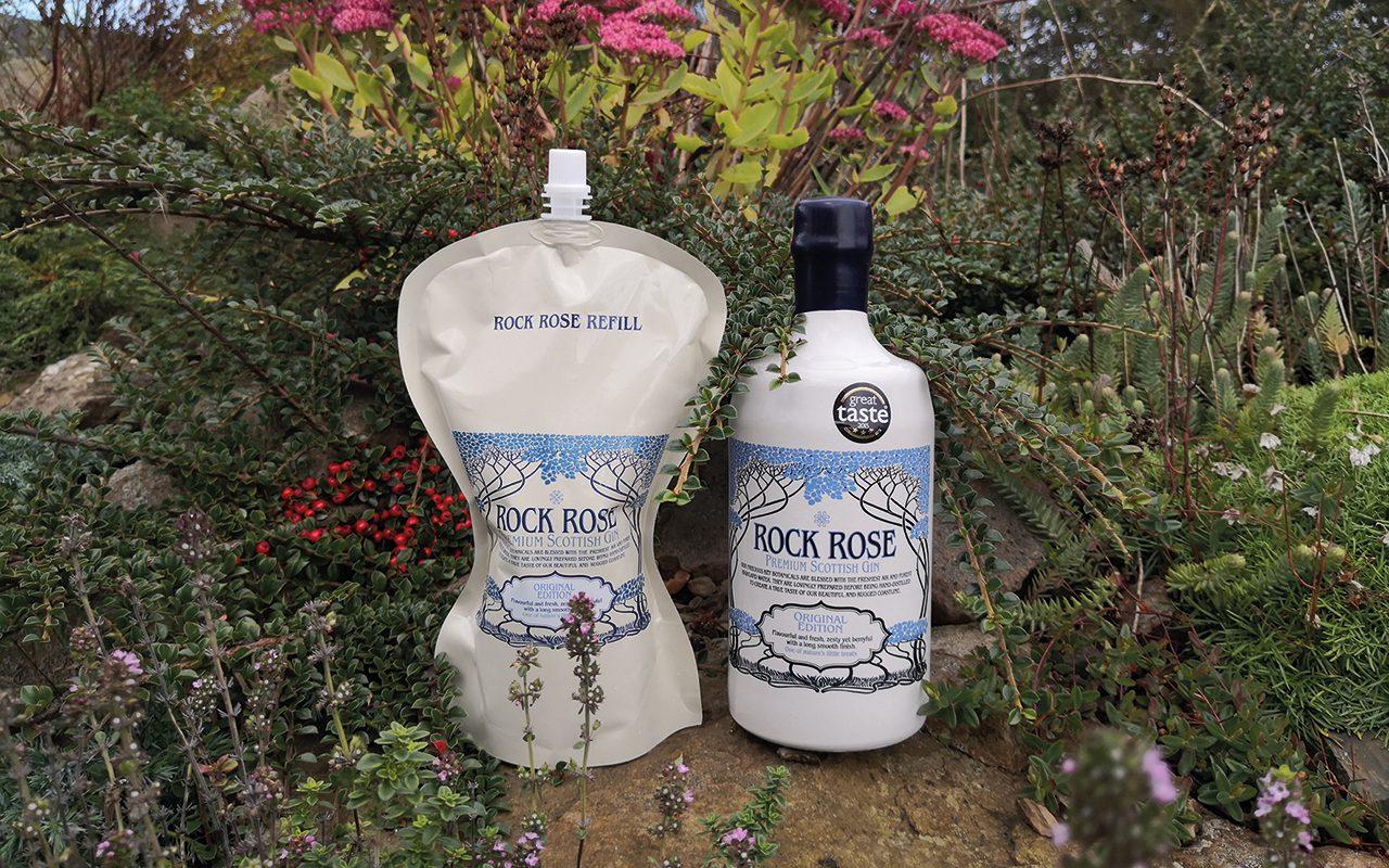 Dunnet Bay pouch bottle