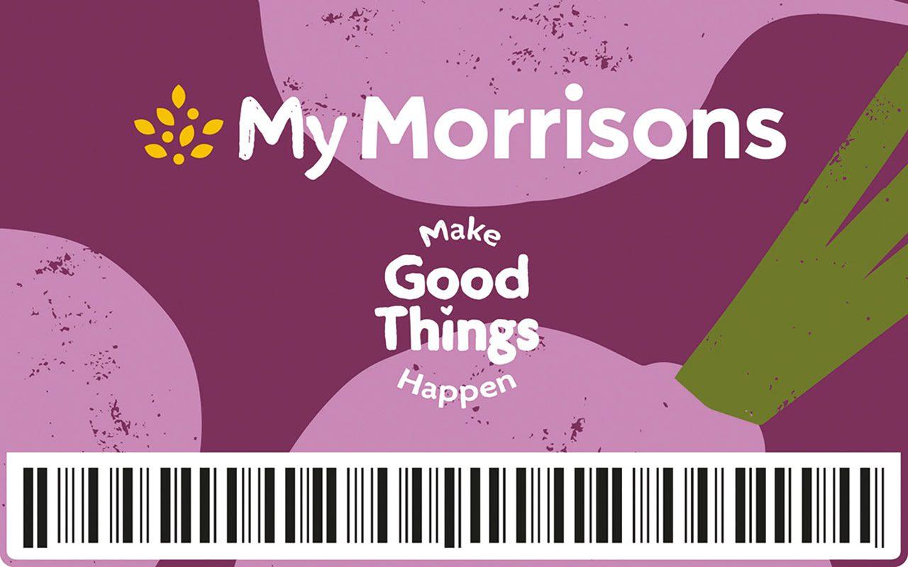 Morrisons loyalty card