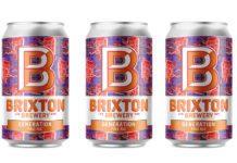 Brixton Brewery new beer range