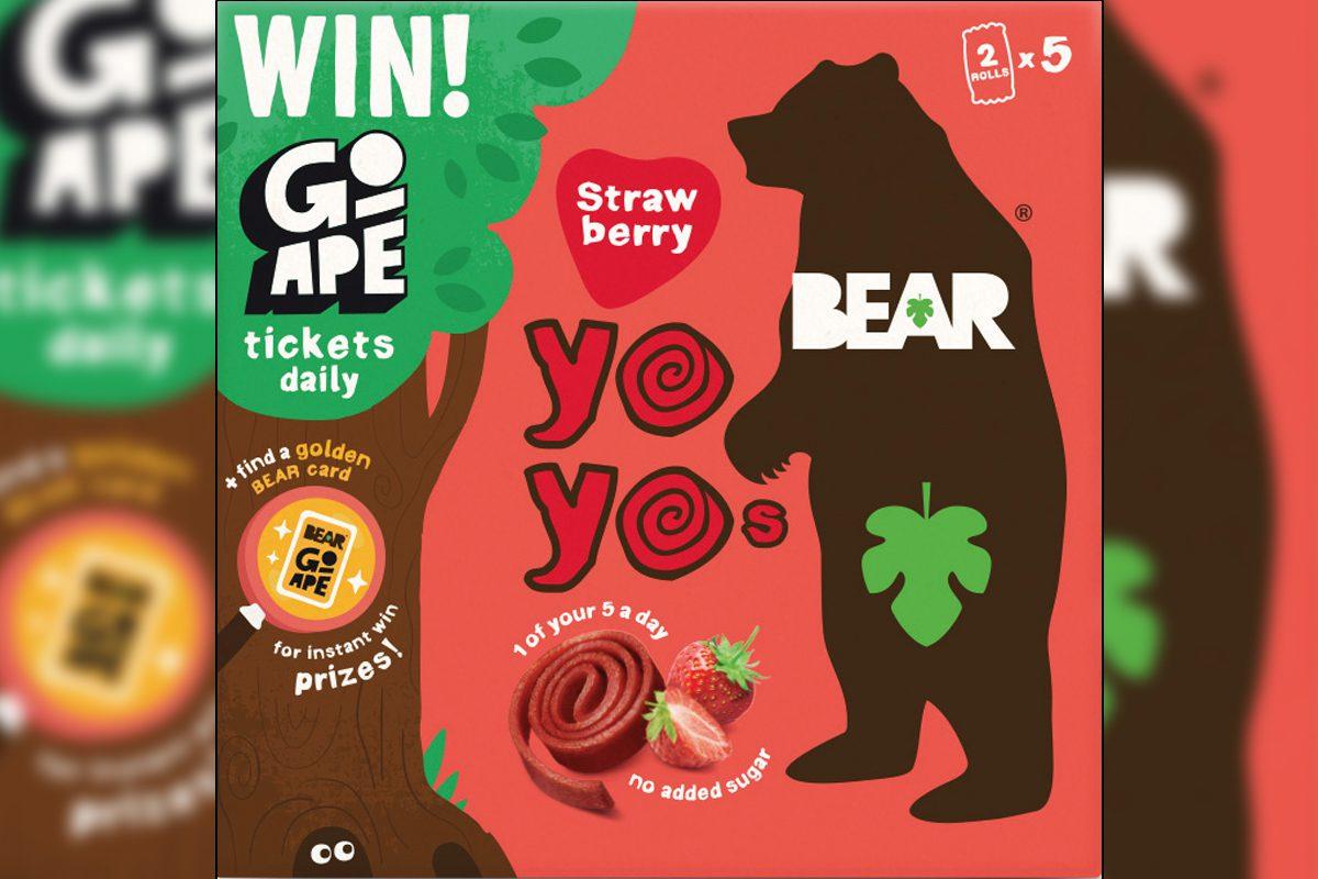 Bear yoyo pack