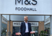 Bells Food Group Managing Director Ronnie Miles