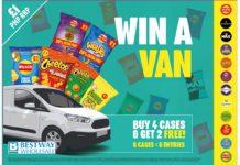 Bestway win a van competition