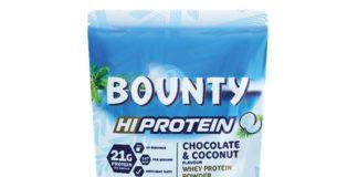 Bounty coconut protein powder