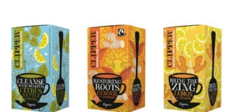 Clipper Tea range