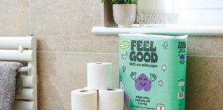 Feel Good eco toilet paper