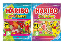Haribo Starbeams and Sour Sparks