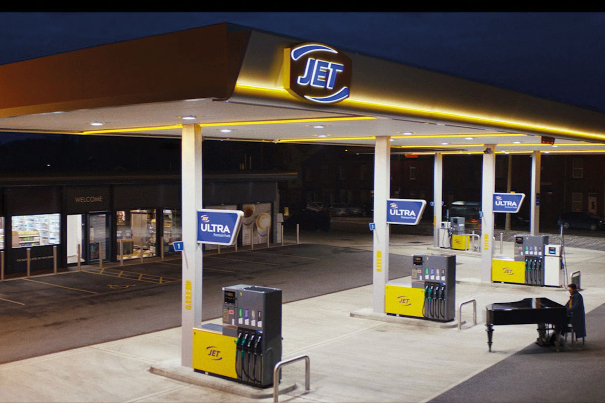 Jet new TV advertising campaign