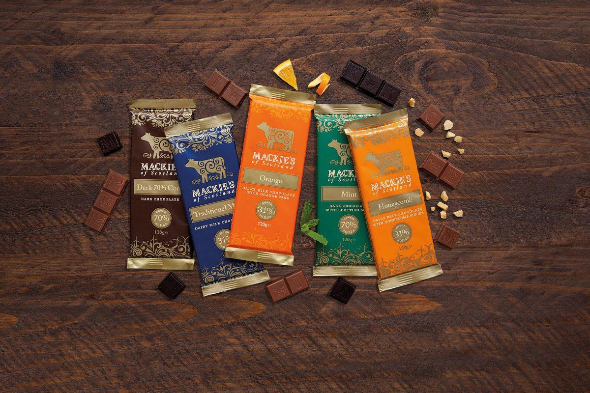 Mackie's chocolates