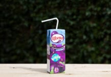 Ribena is just one of Suntory's soft drinks brands to undergo sustainable changes