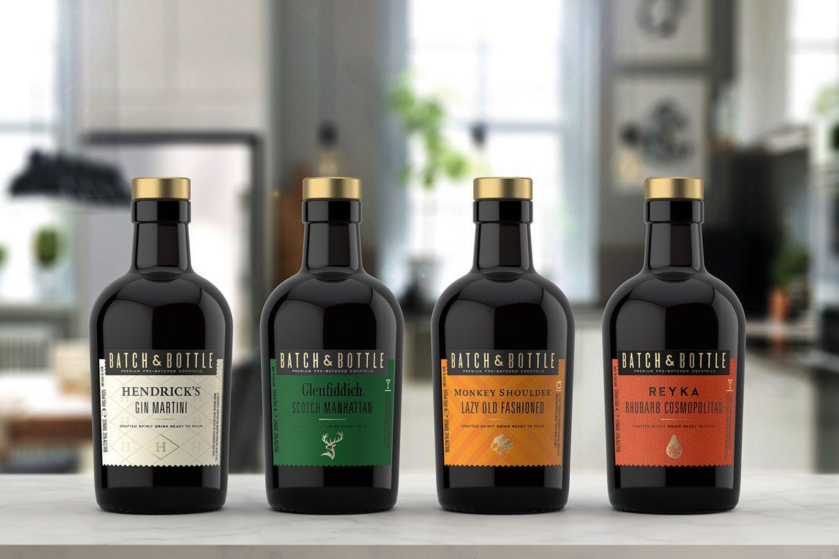 William Grant & Sons bottled cocktail range