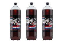 Pepsi Max promotional bottles