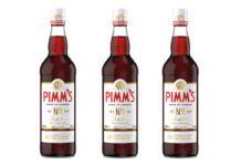 Pimm's No. 1 bottles