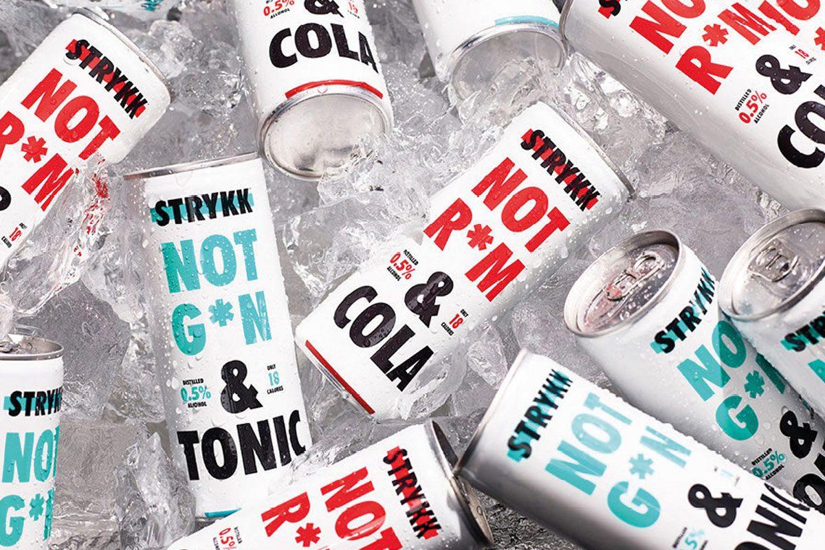 Strykk cans