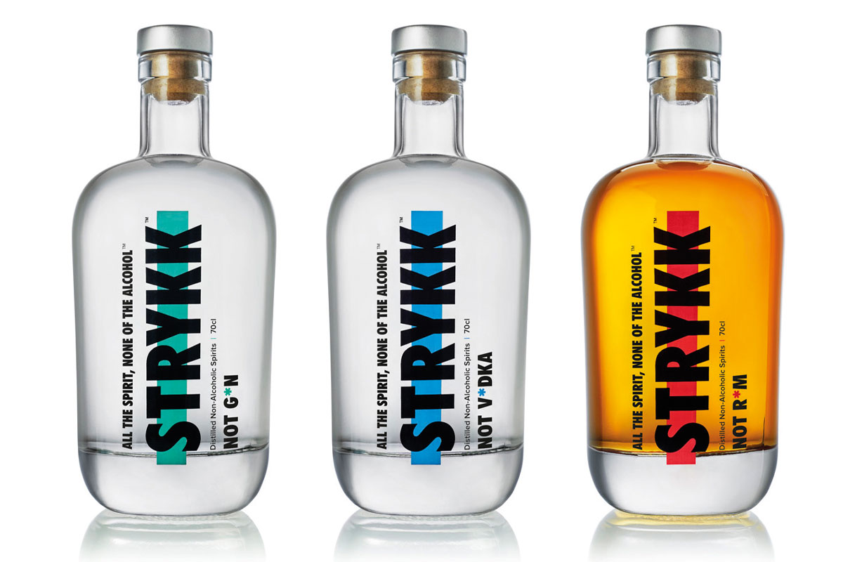 Strykk ready mixed drinks