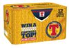 Tennent's Original supporters pack with promotional info